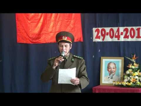 Hát mãi khúc quân hành-Hội Cựu Chiến Binh Mansfeld Südharz -1