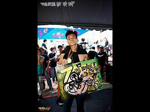 Malaysia Got HipHop 2014 7toSmoke