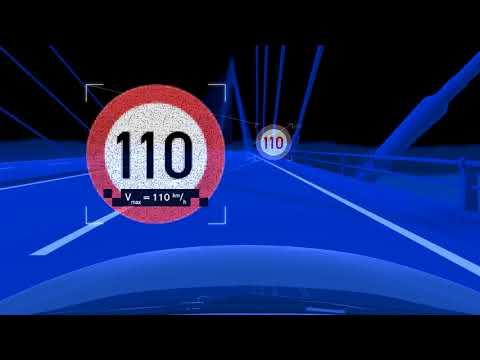 【ボルボの安全技術 インテリセーフ】RSI(ロード・サイン・インフォメーション)