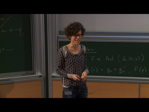 Anna Cadoret - Galois representations and invariants in arithmetic geometry