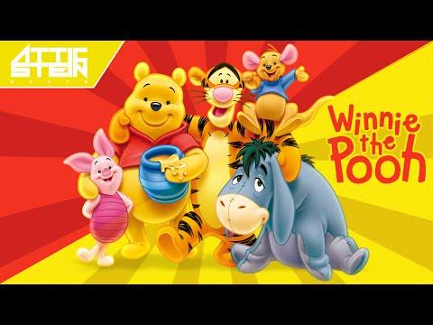 The dildo Winnie poo