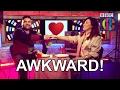 Naughty Boy and Kyla's Awkward Valentine's Date!   CBBC