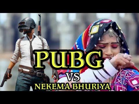 PUBG 🆚 NAKEMA BHURIYA DJ SONG