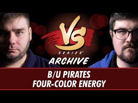 9/22/2017 - Todd Vs. Brad: B/U Pirates Vs. Four-Color Energy [Standard]