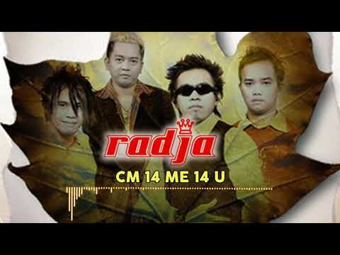 RADJA - CM 14 ME 14 U (Official Music Audio)