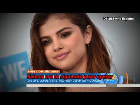 Selena Gómez habla de su transplante de riñón (Subtitulado en español)