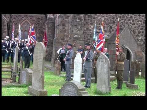 Friends of the 36th Ulster Division Somme Association Carrickfergus.
