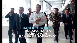 Jadi Ketua MPR, Berapa Harta Kekayaan Bambang Soesatyo?