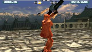 "[TAS] PSX Tekken 3 ""playaround"" by Cooljay in 06:41.05"
