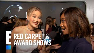 Jennifer Lawrence Reveals Holiday Plans & Dream Gift | E! Live from the Red Carpet