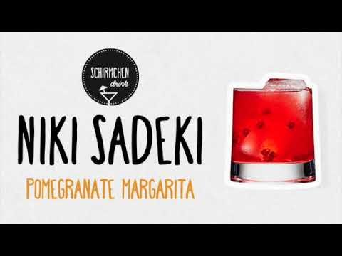 Pomegranate Margarita | Niki Sadeki DJ Mix (Deep House Vancouver, Allure Radio Show)