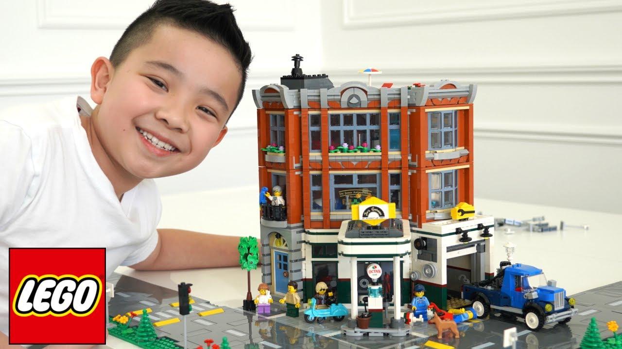 The Beginning Of My LEGO City CKN