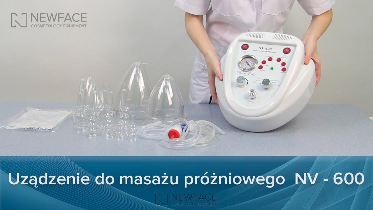 Urządzenie do masażu próżniowego NV-600