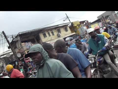 Cameroon - Douala Mbopi market