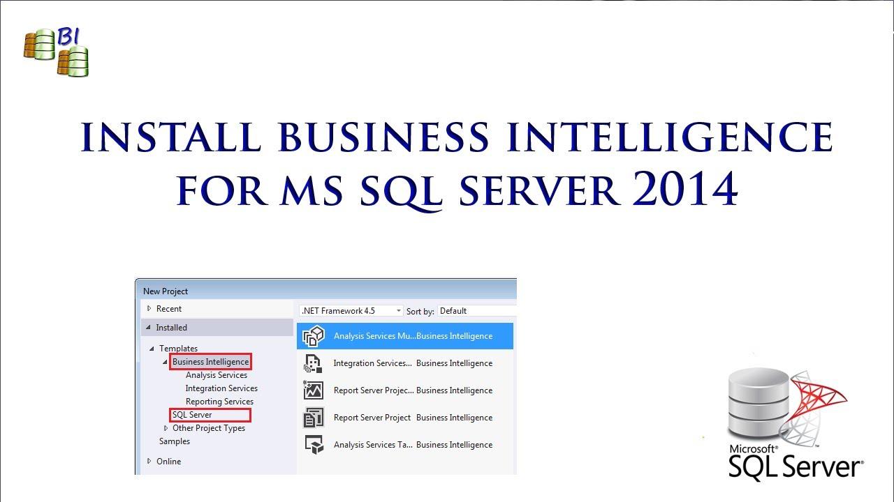 Buy Microsoft Sql Server 2014 Business Intelligence Key