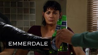 Emmerdale - Nate Saves Cain from the Police