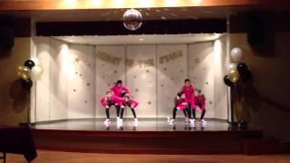 Dance Space Divas -- Erie Talent Show 2/16/2013