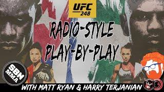 UFC 248 Live Stream: Adesanya Vs. Romero Live Radio-Style Results