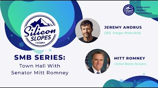 Silicon Slopes SMB Series: Town Hall with Senator Mitt Romney