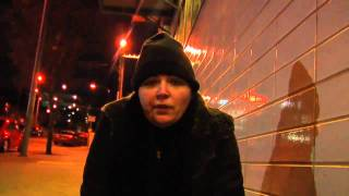 Homeless in 12degree weather in AUSTIN TEXAS! (RAW clips from interview)