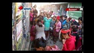 घरबाट निकालिएकी गर्भवती महिलाले धरानको सडकमा नै बच्चा जन्माइन - NEWS24 TV