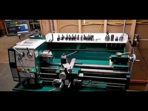Introduction to the Grizzly G4003 Lathe