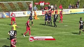 Ponde TV Bahlinger SC FSV Frankfurt 0 2