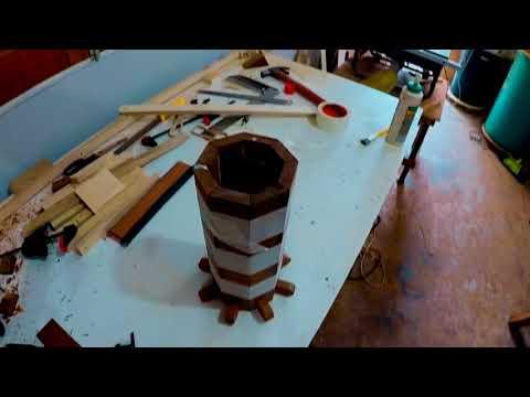 DIY- Ombrelone com fixação superior.