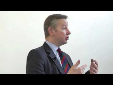 Secretary of State for Education talks about Farnborough Airshow on Futures Day