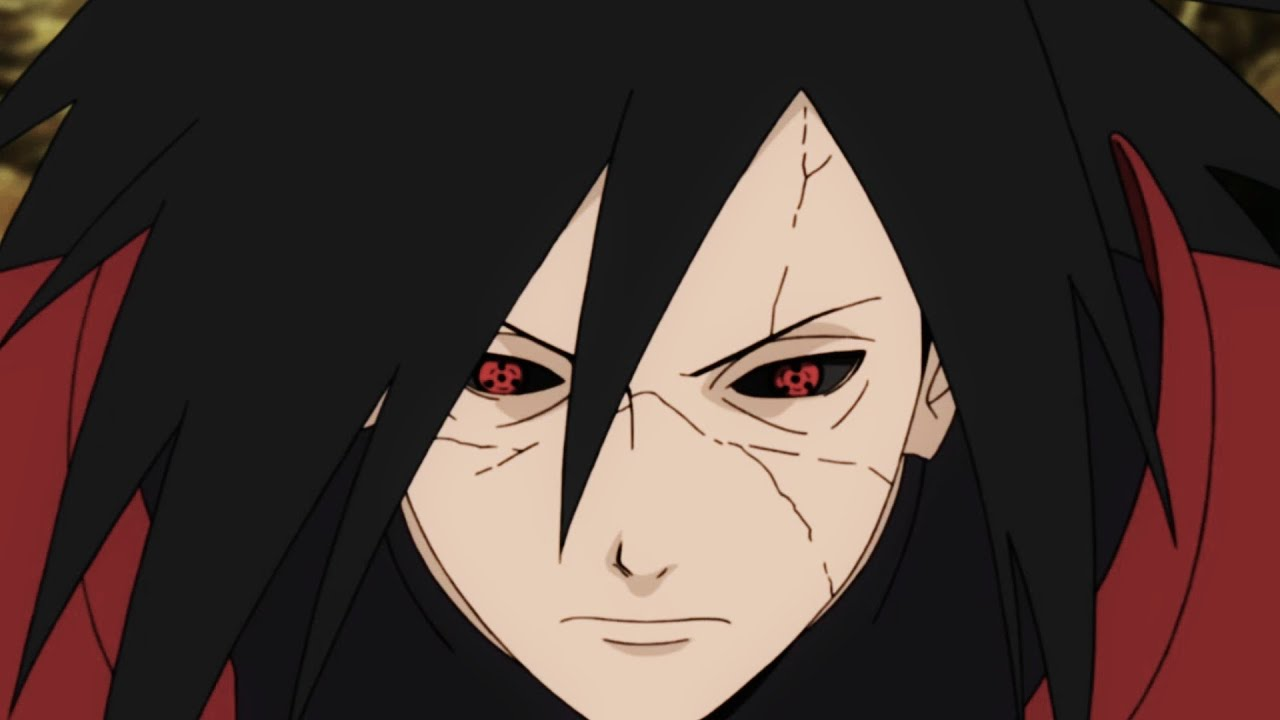 [Naruto Shippuden AMV] My Name Is Uchiha Madara - YouTube