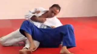 Judo Ground work techniques