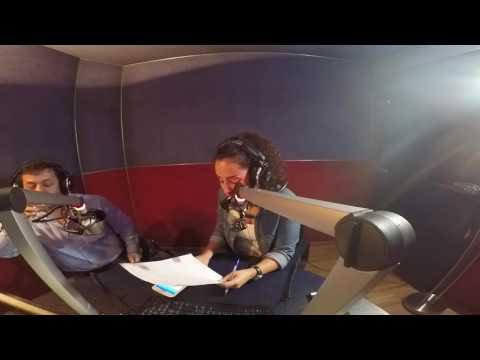 Charbel Khalil Saab in Radio Sawt El Mada Program Sabah El Mada Presented By Samar Maalouf