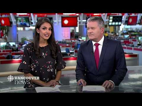 WATCH LIVE: CBC Vancouver News at 6 for July 10 — Wildfire Season, Flooding, Parking Revenue