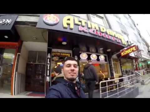 Aziz Kancar İle İstanbul Vlog (Ağır Geyik İçerir ! :D)
