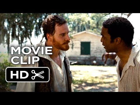 12 Years A Slave Movie CLIP - What'd You Say to Pats? (2013) - Chiwetel Ejiofor Movie HD