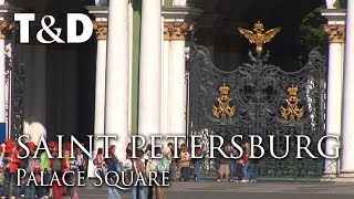 Saint Petersburg City Guide: Palace Square - Travel & Discover