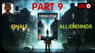 The Sinking City Necronomion Edition Part 9 [All Endings]
