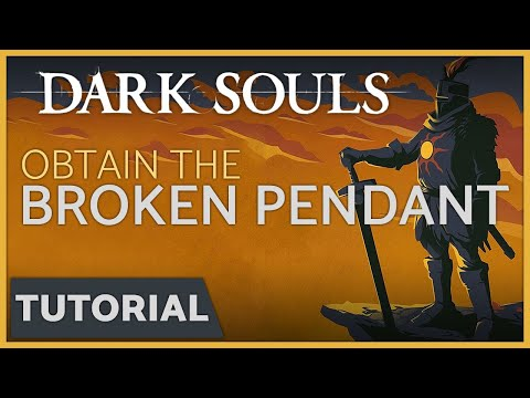Dark souls how to get the broken pendant dlc youtube dark souls how to get the broken pendant dlc aloadofball Choice Image