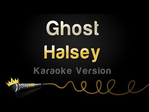 Halsey - Ghost (Karaoke Version)