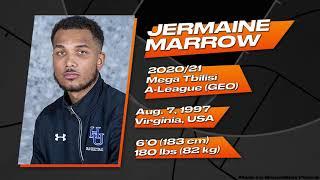 Jermaine Marrow  2020-21 Season Highlights
