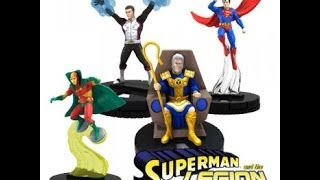 HEROCLIX(Superman and the Legion of Superheroes)