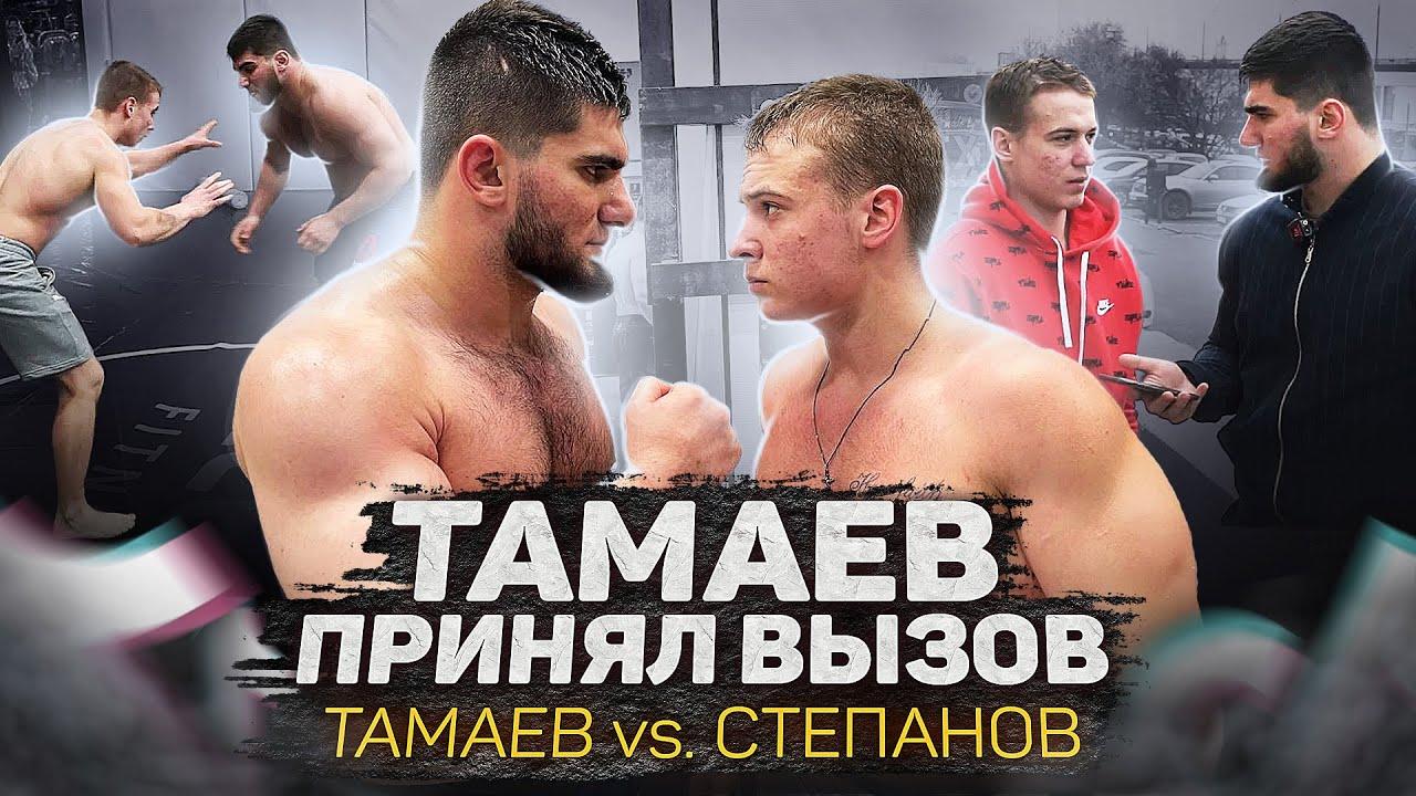 Тамаев vs. Данила Степанов. Бой Против ТикТокера!