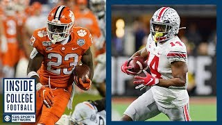 #3 Clemson at #2 Ohio State Fiesta Bowl Preview | Inside College Football