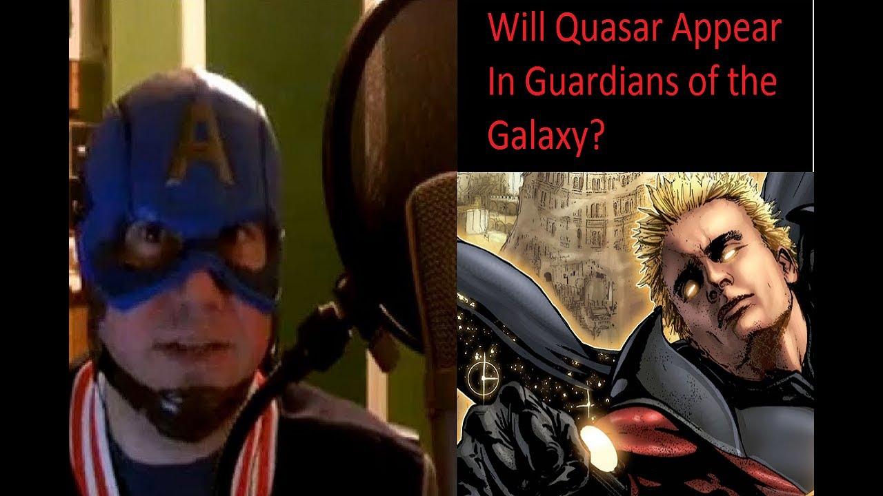 quasar guardians of the galaxy