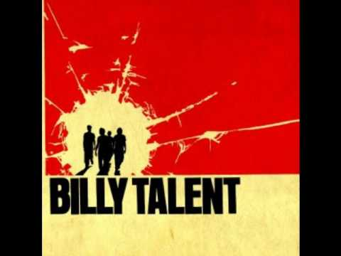 billy talent-line and sinker