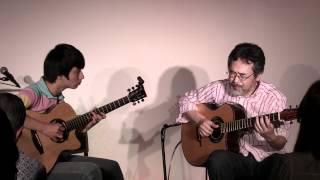 (Maroon5) Sunday Morning - Masa Sumide & Sungha Jung