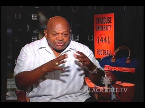 "Charles Dutton - Interview - The Express ""...Obama don't change a thing"""
