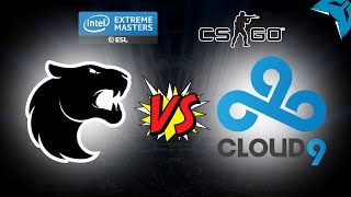 [PT-BR] Furia vs Cloud9 - Intel Extreme Masters XIII - Katowice Major 2019