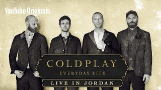 Coldplay: Everyday Life - Live in Jordan, Coming Nov 22
