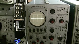 TDR with different Oscilloscopes.